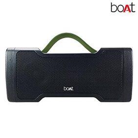 Boat Stone 1000 Bluetooth Speaker (Black)