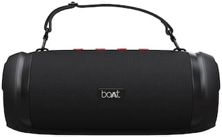 boAt STONE 1500 Wired & Bluetooth Portable speaker ( Black )