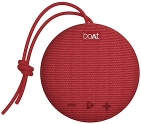 boAt STONE 190 Bluetooth Portable Speaker ( Red )