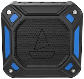 boAt STONE 300 Wired & Bluetooth Portable Speaker ( Blue )