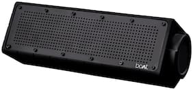 boAt Stone 600 Water and Shock Resistant Wireless Portable Speakers (Black)