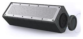 boAt Stone 600 Water and Shock Resistant Wireless Portable Speakers (Black/Silver)