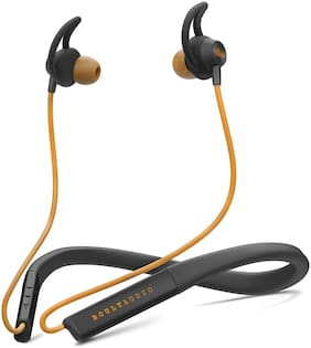 Boult Audio ProBassBuster In-Ear Bluetooth Headset ( Yellow )