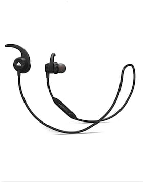 Boult Audio ProBass Space In-Ear Bluetooth Headset ( Black )