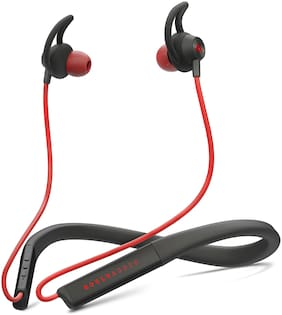 Boult Audio ProBassBuster In-Ear Bluetooth Headset ( Red )