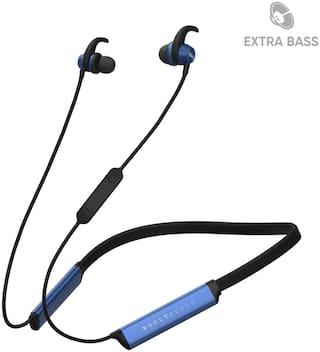 Boult Audio ProBass FlowX In-Ear Bluetooth Headset ( Blue , Black )