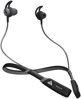 Boult Audio ProBassCurvePro In-Ear Bluetooth Headset ( Grey )