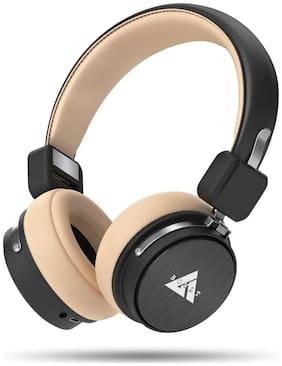 Boult Audio Flex Over-Ear Bluetooth Headset ( Black )