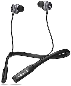 Boult Audio ProBass Curve In-Ear Bluetooth Headset ( Black )
