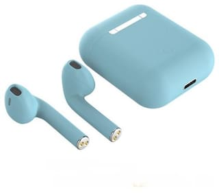BTK Trade In-Ear Bluetooth Headset ( Blue )