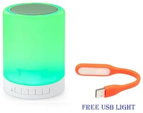 BTK Trade CL-671/TOUCH LAMP Bluetooth Portable speaker ( Green )