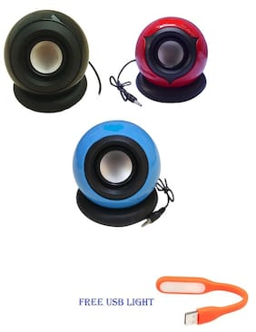 BTK Trade TYRE TB-0136 Wired Portable speaker ( Assorted )