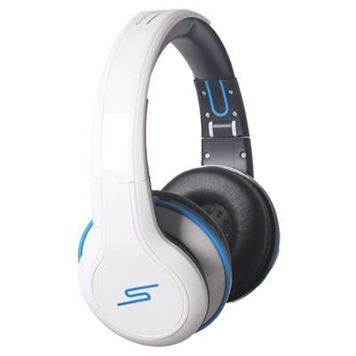 Callmate SMSASH006HWH On-the-ear Headphone (White)