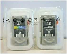 Canon Genuine PG40 CL41 Ink Cartridge for Canon Pixma MP460 MP450 MP210 iP2600