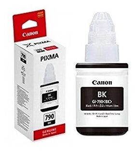 Canon GI-790 BK IN Ink Cartridge (Black)