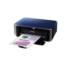 Canon PIXMA E560 Multi-Function Inkjet Printer