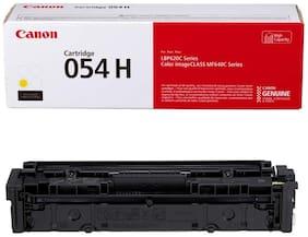 Canon Toner, Cartridge 054 Yellow, High Capacity 1 Pack, for MF641Cdw, MF642Cdw Laser Printers