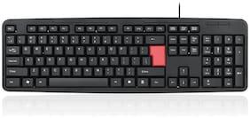 Capnicks E801 Wired Keyboard