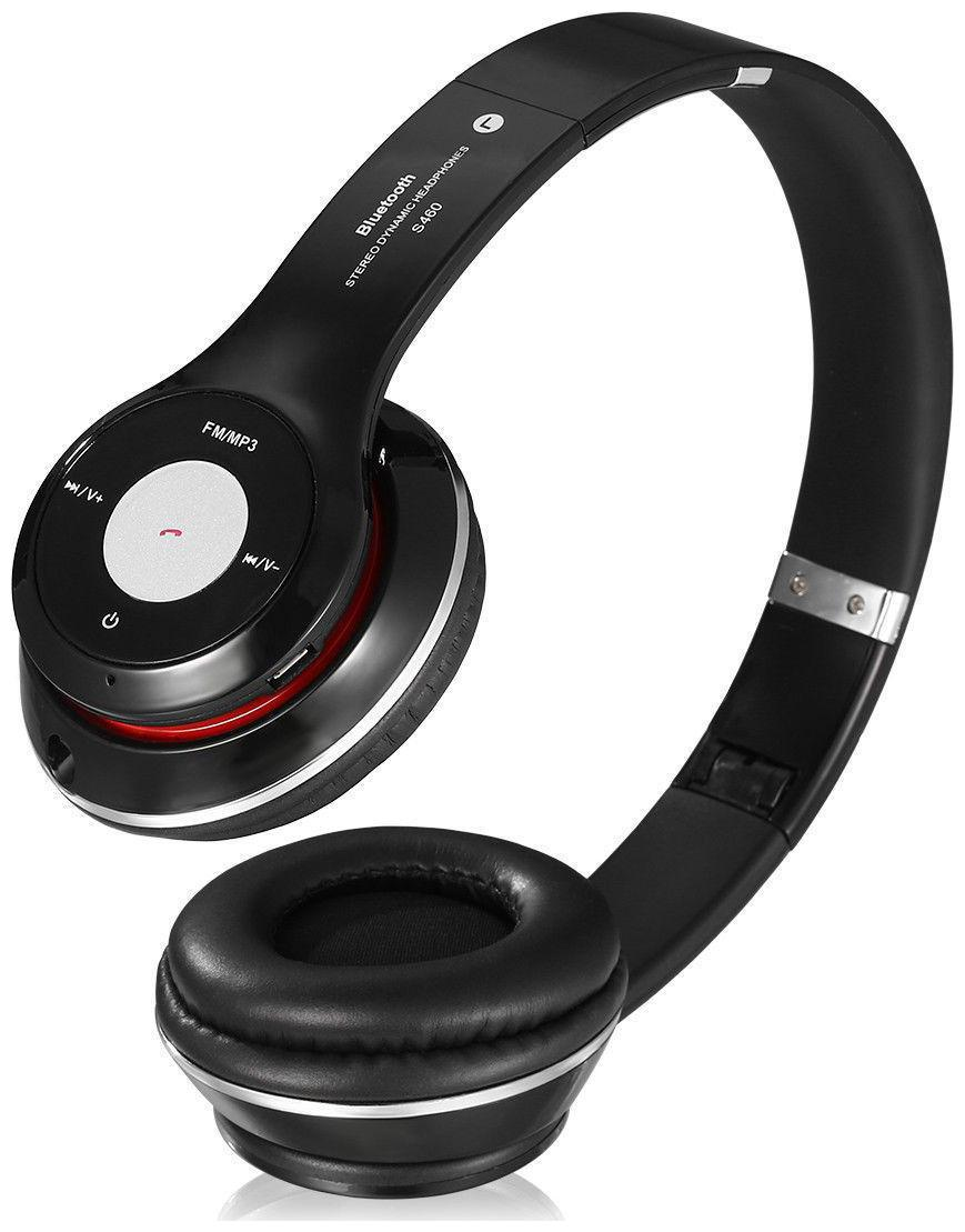 Captcha S460 On Ear Bluetooth Headset   Multi