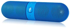 CartBug CAPSULE Bluetooth Portable Speaker ( Blue )