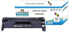 CARTRIDGE MEDIA 28A CF228A Toner Cartridge Compatible with HP Laserjet Pro M403, M403d, M403dn, M403n, M427, M427dw, M427fdn and M427fdw CF 228A (Pack of 1 )
