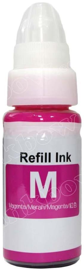 Cartridge Vista Canon GI790 Refill Ink Magenta Single Ink bottle for Canon PIXMA G1000, G1010, G1100, G2000, G2002, G2010