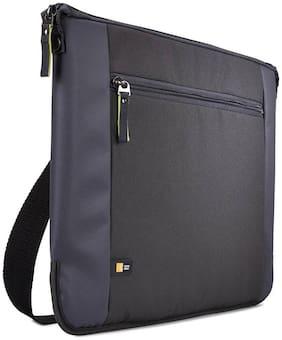 Case Logic INT 115 Messanger Bag For 39.624 cm (15.6) (Black & Blue)