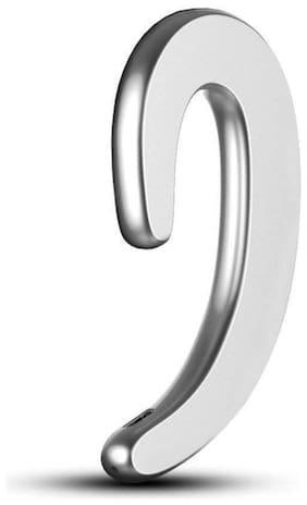 CHG Over-Ear Bluetooth Headset ( Silver )