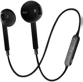 TSV S6 BLACK In-Ear Bluetooth Headset ( Black )
