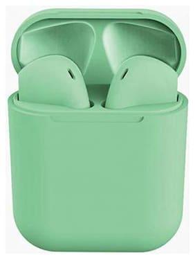 TSV True Wireless Bluetooth Headset ( Green )