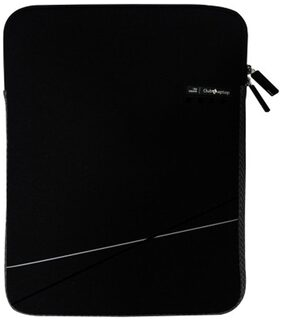 Clublaptop 35.56 cm (14 inch) Sleeve Case (Black)
