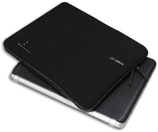 Clublaptop 39.62 cm (15.6 inch) Sleeve Case (Black)