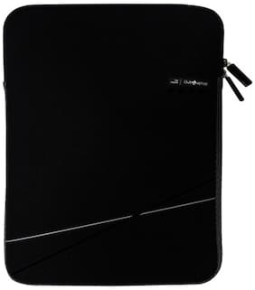 Clublaptop 39.62 cm (15.6 inch) Sleeve Case (Black)
