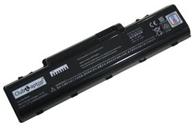 Clublaptop Replacement Battery For Lenovo IdeaPad B450A Series Black 6 Cell 11.1V 4000 MAH Laptop Battery