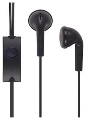 AVYUKTA YS / Y9 EARPHONE In-Ear Wired Headphone ( Black )