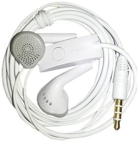 BUDDIES CART Ys earpod In-ear Wired Headphone ( White )