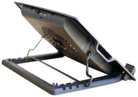 Cooling pad Ergonomic Adjustable with Stand,Fits 9-17 Inchs Laptop Notebook