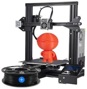 Creality Ender 3 3D Printer 2020 Special Edition + Free 1Kg PLA Black Filament - 1.75mm (Combo Set)