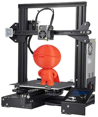 Creality Ender 3 Open Source 3D Printer with Resume Printing Function