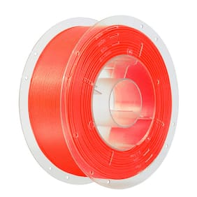 Creality Premium 1.75 mm PLA 3D Printing Filament (Red)