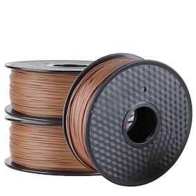 Creality Premium 1.75 mm PLA 3D Printing Filament (Wood)