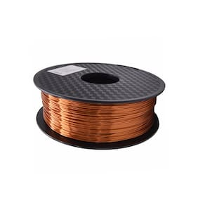 Creality Premium 1.75 mm PLA 3D Printing Filament (Copper)