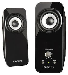 Creative Inspire T12 2.0 Multimedia Speaker System with Bass Flex Technology