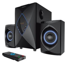 Creative SBS E2800 High Performance Home Audio System Speaker (Black)