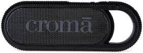 Croma CRER2107 Bluetooth Portable speaker ( Black )