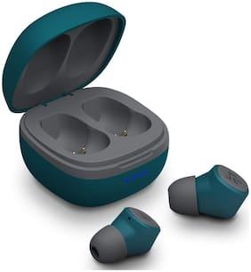CrossBeats CB-URBAN-TURQUOISE BLUE CB-URBAN-TURQUOISE BLUE True Wireless Bluetooth Headset ( Blue )