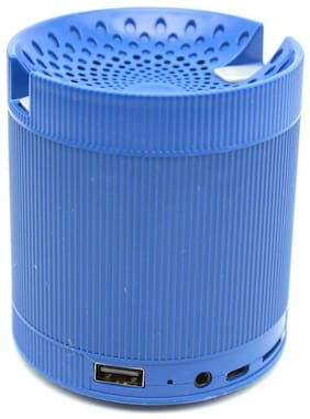 Crystal Digital XQ3 BLUETOOTH SPEAKER Bluetooth Portable Speaker ( Blue )