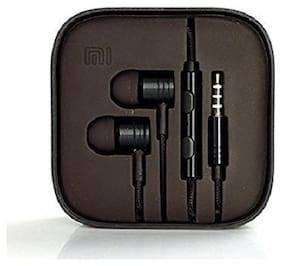 CHG PISTON In-ear Wired Headphone ( Black )
