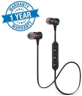 CYBERBYTE MGNT1 In-Ear Bluetooth Headset ( Black )