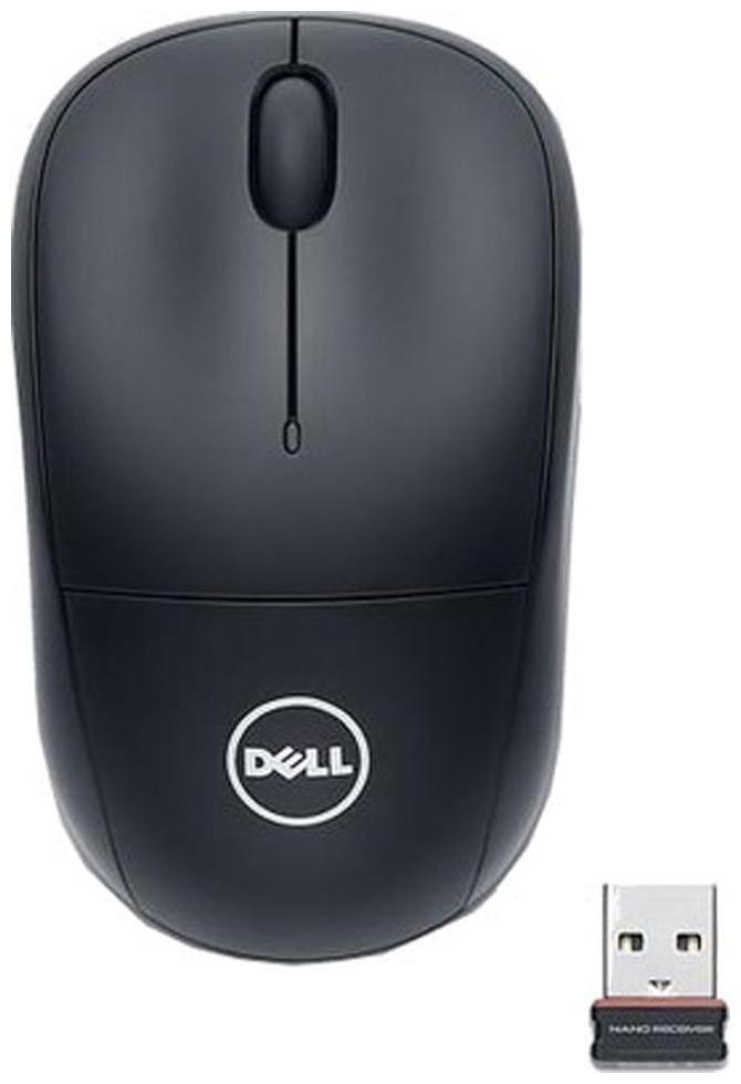 Dell WM123 Wireless Mouse  Black